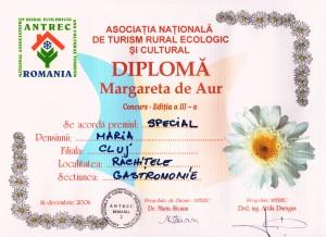 Diploma Margareta de Aur